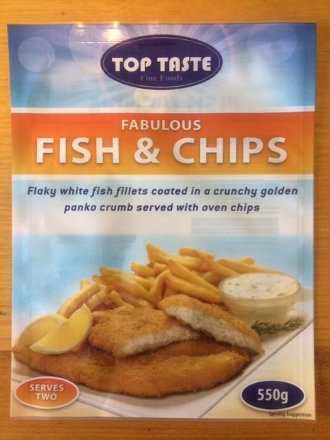 Fabulous Fish & Chips