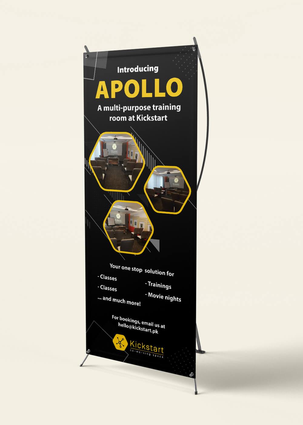 Kickstart - Apollo Introductory